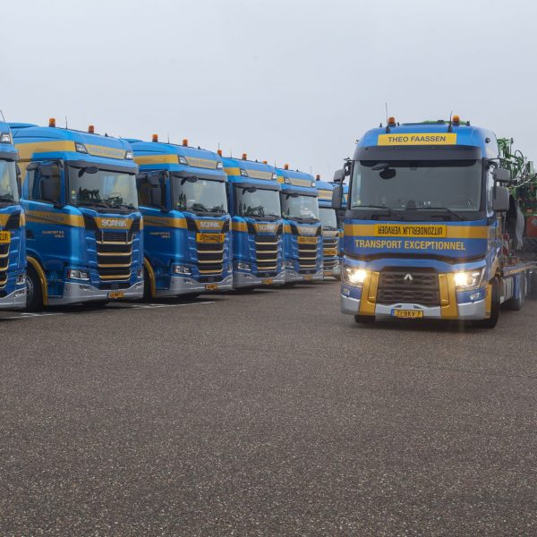 Theo Faassen Transport - Digitale